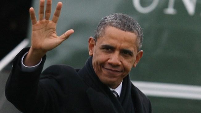Obama visita Chicago