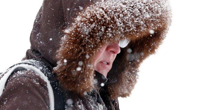 Azote de frío en gran parte de EEUU