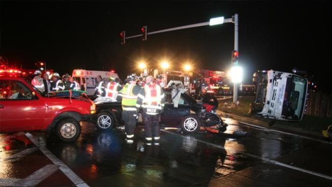 Conductor multado tras trágico choque