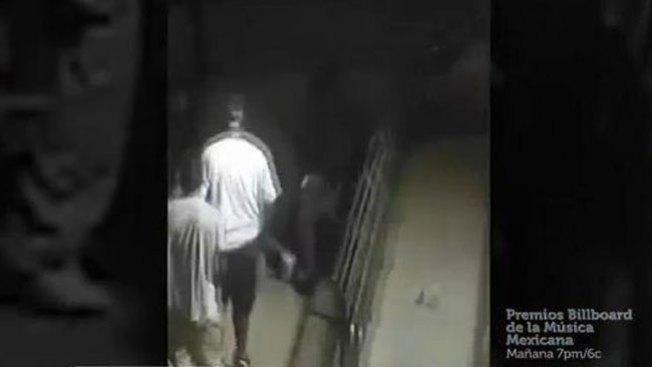 Policía difunde video de brutal paliza
