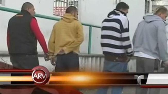 México: arrestan payasos por secuestro