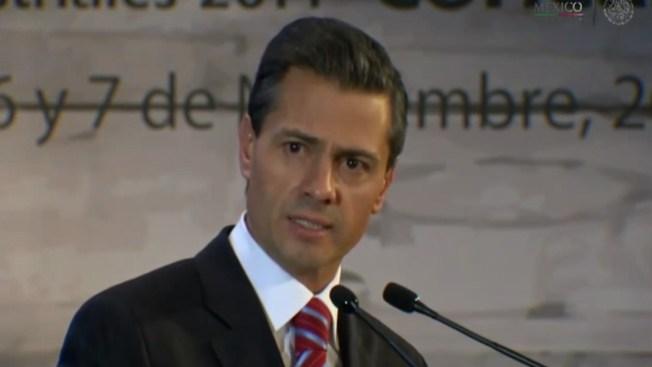México: así es el plan anticrimen de EPN