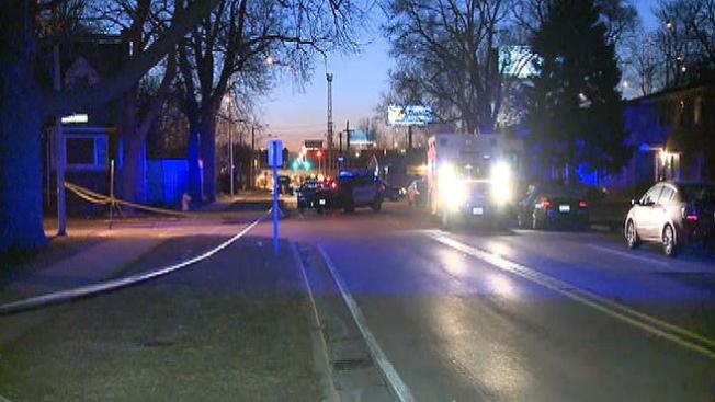 La policía dispara y mata a un conductor