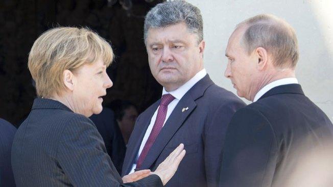 Ucrania y Rusia anuncian una tregua
