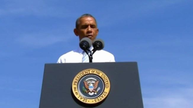 """Ébola: Obama pide más """"agresividad"""""""