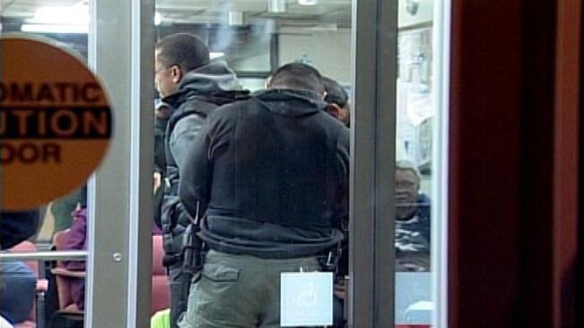 23 protestantes arrestados