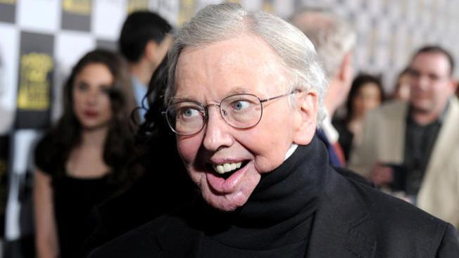 Muere el legendario crítico de cine Roger Ebert
