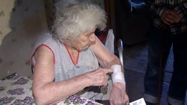 Desalmado crimen contra ancianos