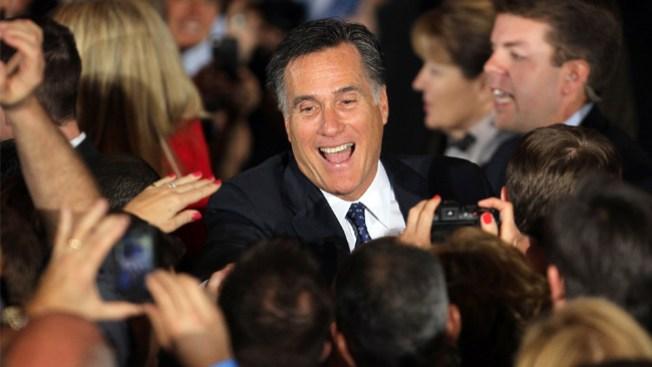 Rápida victoria para Mit Romney