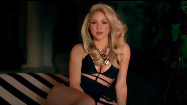 Shakira estrena video sin Rihanna