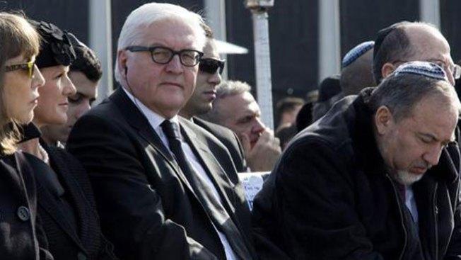 Líderes extranjeros despiden a Sharon