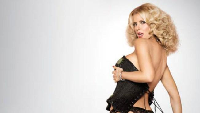 Sissi Fleitas se desnuda para Playboy