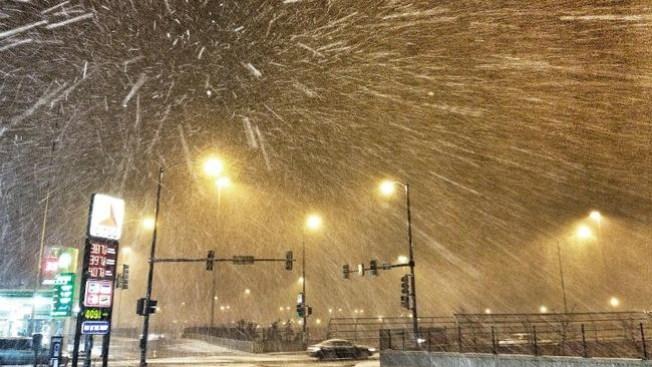 Chicago blanco otra vez