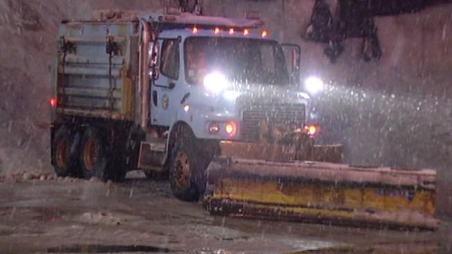 Chicago de blanco tras tormenta invernal