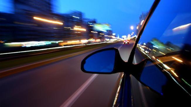 Aumento de velocidad supera un bache