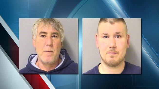 Padre e hijo arrestados por marihuana ¡otra vez!