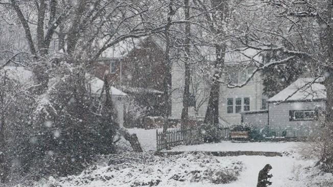 Nieve y hielo amenazan a EEUU
