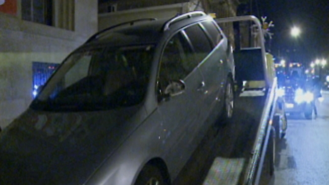 ¿Encontró su auto estacionado en donde lo dejó anoche?