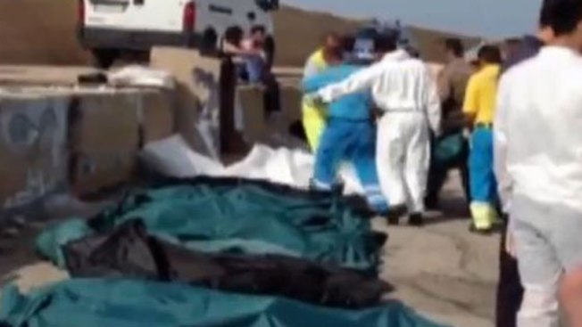 Tragedia de Lampedusa: 143 muertos