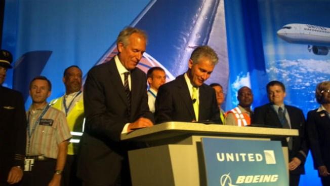 Aerolínea ordena 150 aviones Boeing