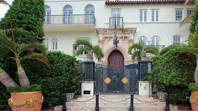 Pagan $45 millones por mansión Versace