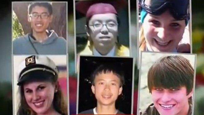 Las víctimas del tiroteo de California