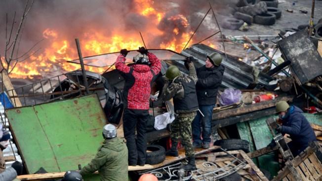 Ucrania, un país conmocionado en caos