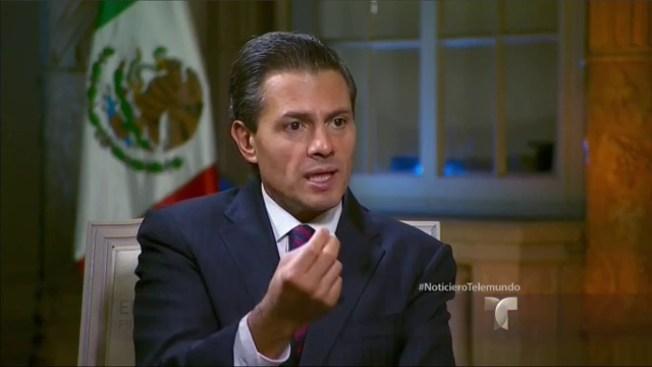 Visita de Peña Nieto trae descontento