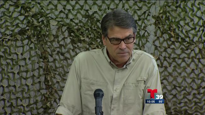 Perry quiere acabar con narco-terroristas