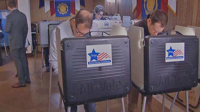 Chicago: Problemas en votación