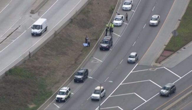 Identifican cuerpo hallado en autopista Eisenhower