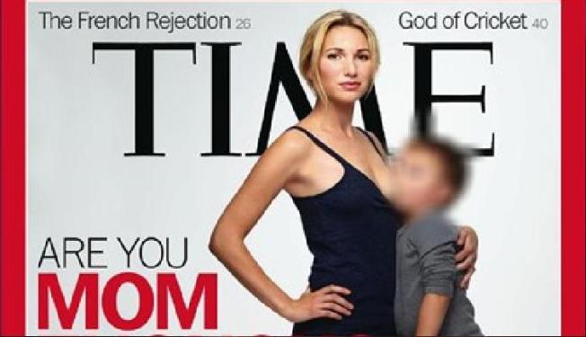Polémica portada de revista