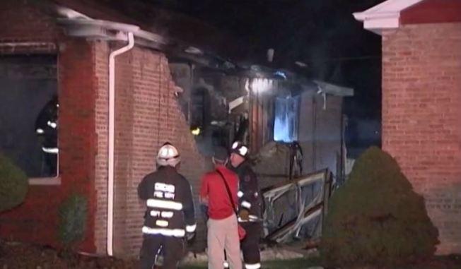 Fatal explosión de casa en Morgan Park