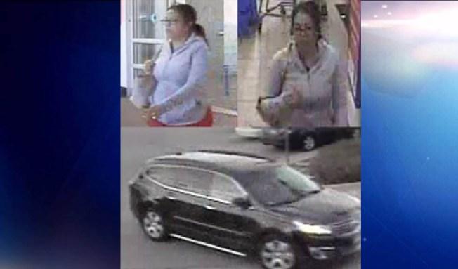 Buscan sospechosa de robar una billetera en Joliet