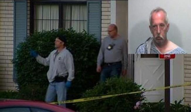 Acusado de asesinar a esposa e hija