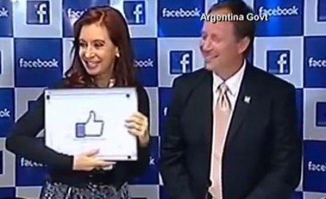 Facebook inaugura sede en Argentina