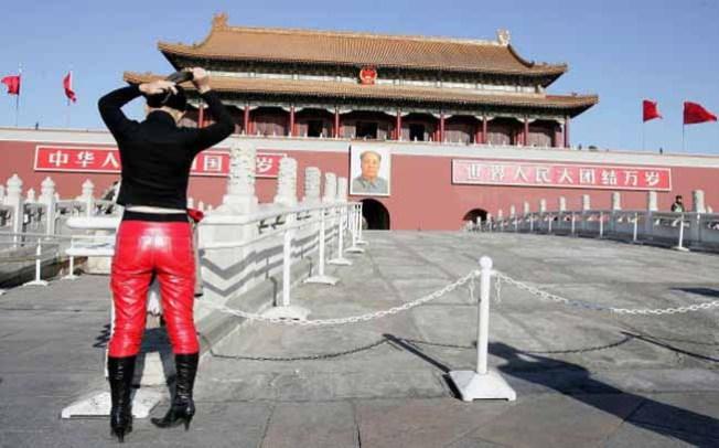 Tragedia en mítica Plaza Tiananmen