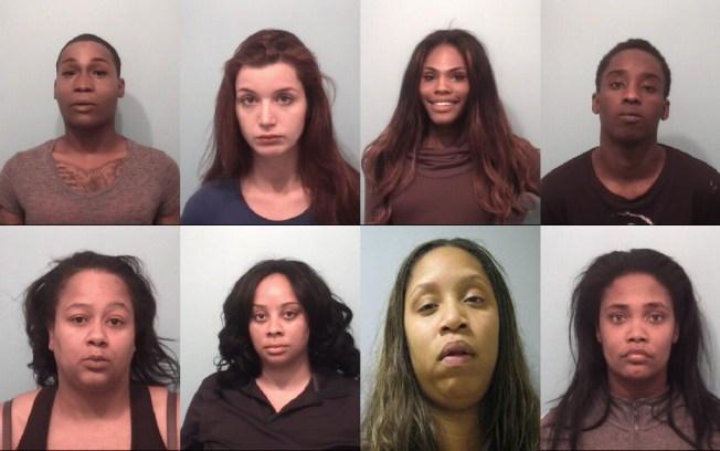 Desmantelan red de prostitución en Naperville
