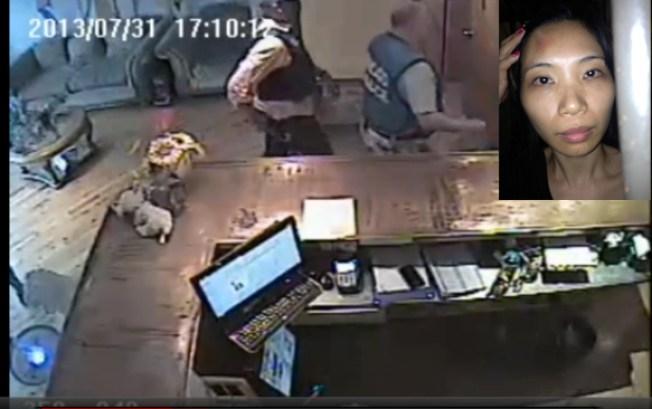 Demanda: Video revela abuso policiaco