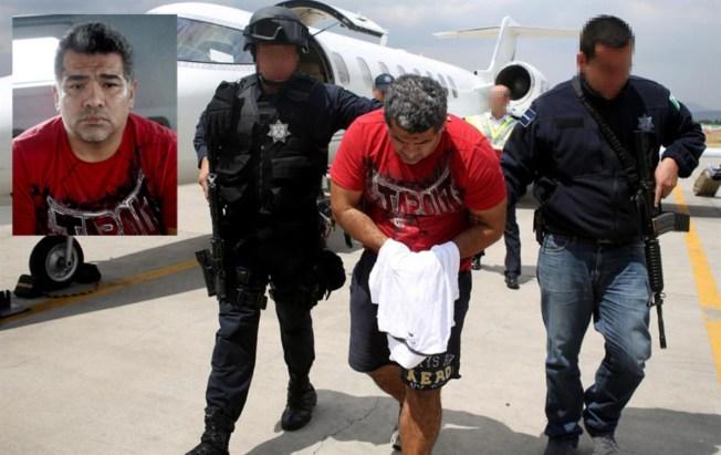 Detienen al presunto líder del cártel de Acapulco