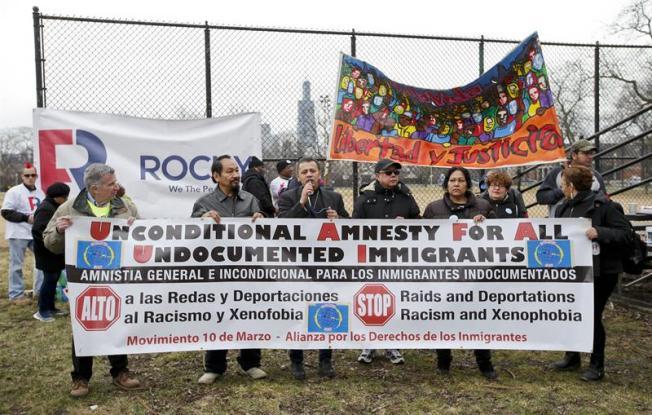 Desde Chicago marcharán contra militarización de la frontera con México