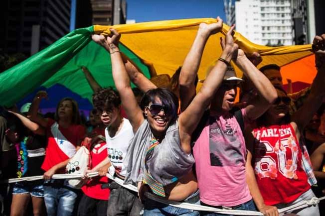 EEUU celebra el Día del Orgullo Gay