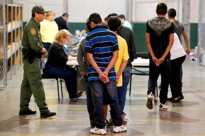 Senador: Niños de la frontera en Chicago