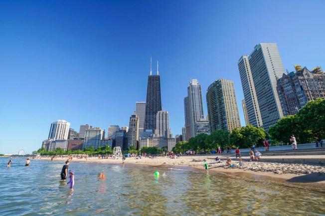 Las 10 mejores playas y piscinas de Chicago