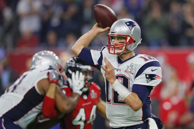 Grupo editorial se deslinda de acusado de robo a Tom Brady — MÉXICO