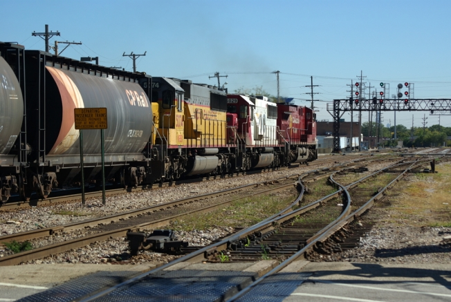 Tren arrolló niño al sur de Chicago
