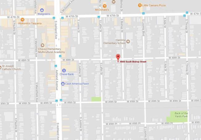 Muere mujer calcinada en un garaje en Back of the Yards