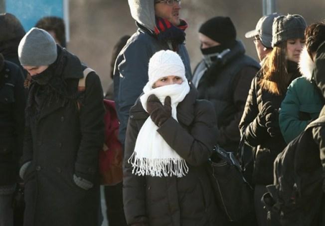 Frío podría imponer récord en Chicago