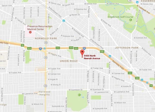 Buscan hombre que intentó raptar a una niña en Union Ridge