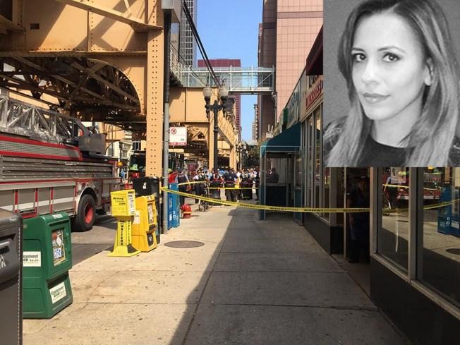 Asesinan madre de 4 niños en el Loop